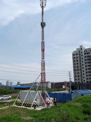Portable tower series